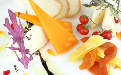 3種チーズ盛り合わせ