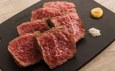ステーキ カットイメージ